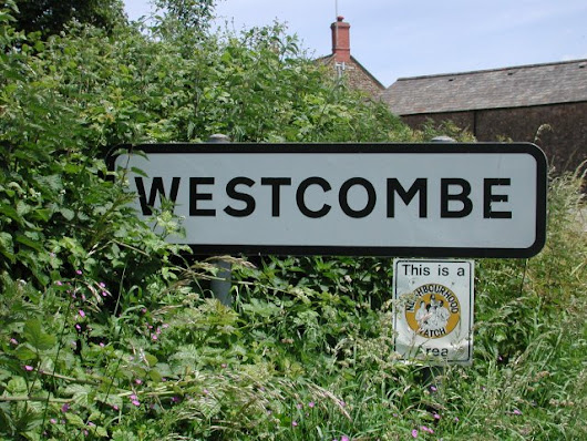 W is for Westcombe ~ 2018 #AtoZ Challenge - Celtic Connexions