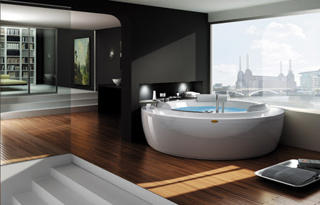 Jacuzzi Nova Whirlpool Baths Collection : A Perfect Form Of Design ...