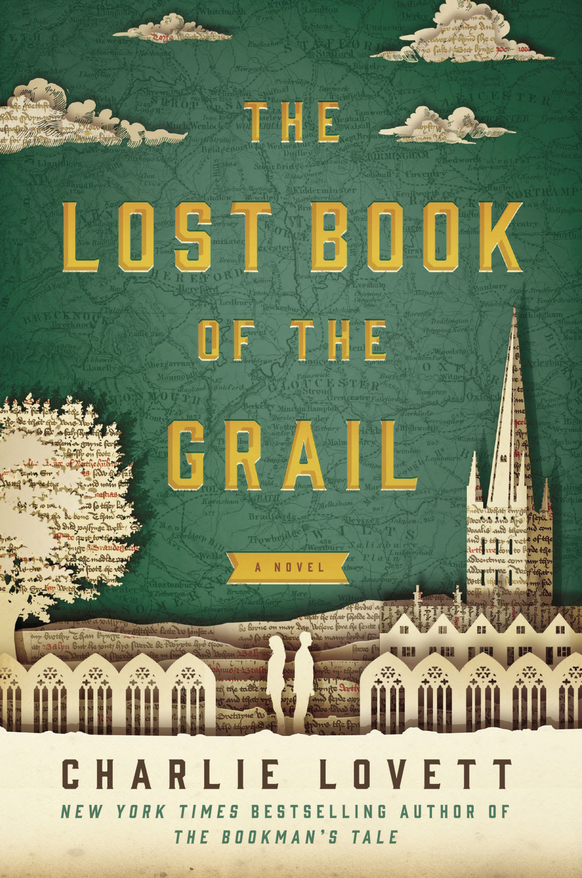Review A Book Lover Searches For The Holy Grail Books