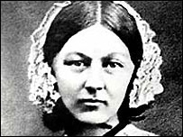 Bbc Derby History Florence Nightingale