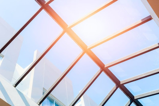 Glass Roof for a Sunroom or Patio in Vancouver | Coast Mountain Roof