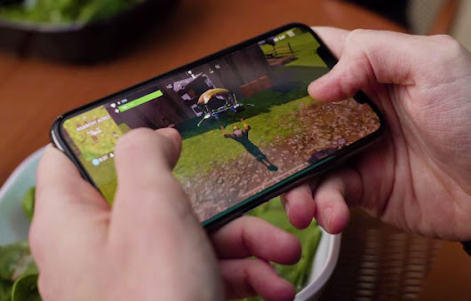 Fortnite Battle Royale Madness Now Open To All iOS Users | HotHardware