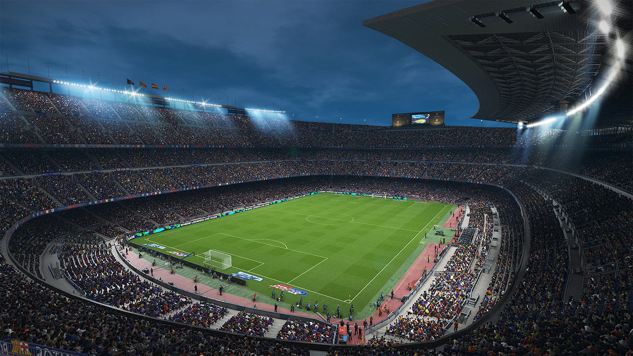 (+15) Wallpaper Stadium Football Paling Keren