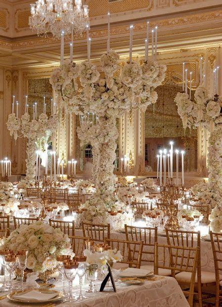 Preston Bailey wedding decor From Xaaza wedding