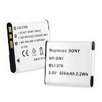 Sony DSC-W330 Digital Battery BB-144405
