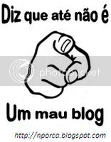 Diz que até nao é um mau blog