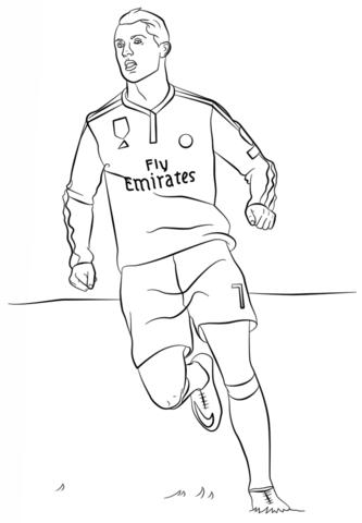 La Scelta Migliore Disegni Da Colorare Ronaldo Disegni Da Colorare