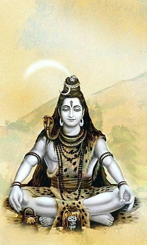 Lord Shiva Hd Wallpaper Mobile Wallpaper Phone Background
