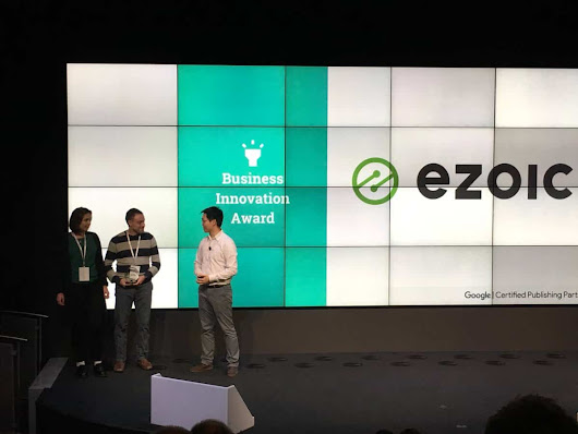 Ezoic | Intelligent Testing & A.I. Optimization Platform