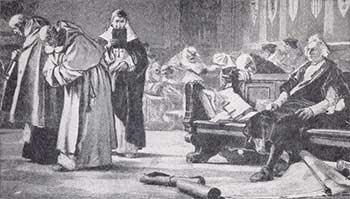 Columbus Petitioning
