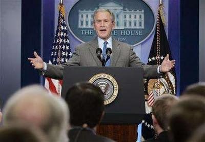 Bush press conf, 2.28.08  2