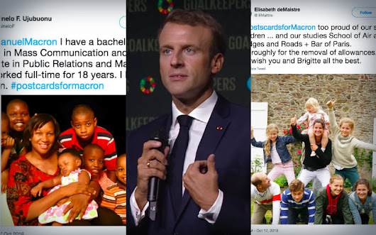 Big Family Backlash: Twitter Explodes With Responses to French President's Controversial Words On Fertility | ChurchPOP