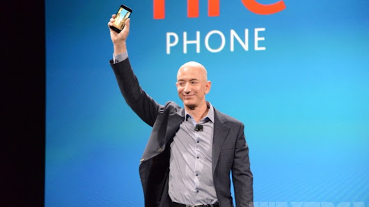 Amazon's Fire Phone to sell on AT&T for $199.99 with two-year contract