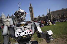 Tech leaders say killer robots would be 'dangerously destabilizing' force in the world
