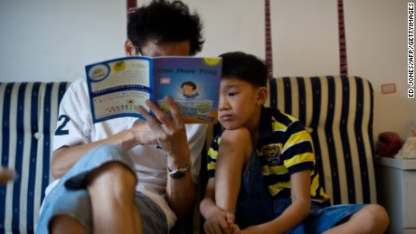 How to nurture your child's love of reading