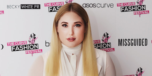 Hayley Hasselhoff On Why She Likes Being 'Plus Size'