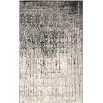 Safavieh Retro Black / Light Grey Area Rug; 6' x 9'