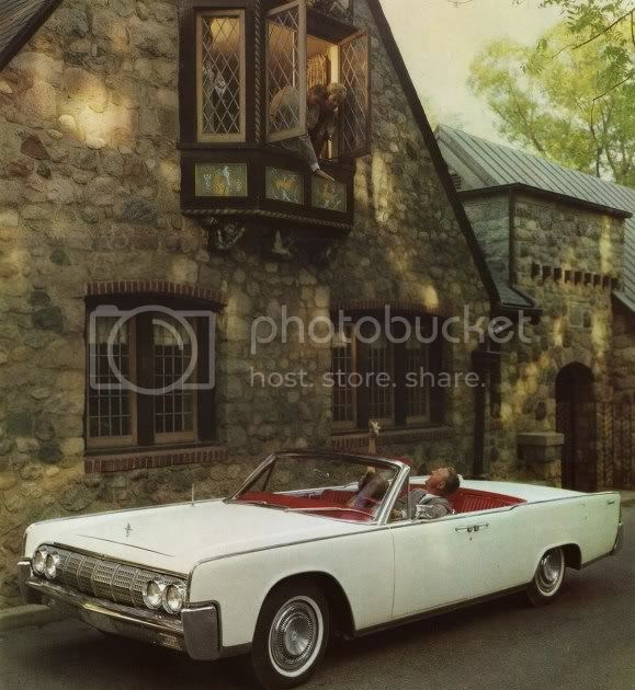 automobiles of the world 1964 lincoln continental. Black Bedroom Furniture Sets. Home Design Ideas