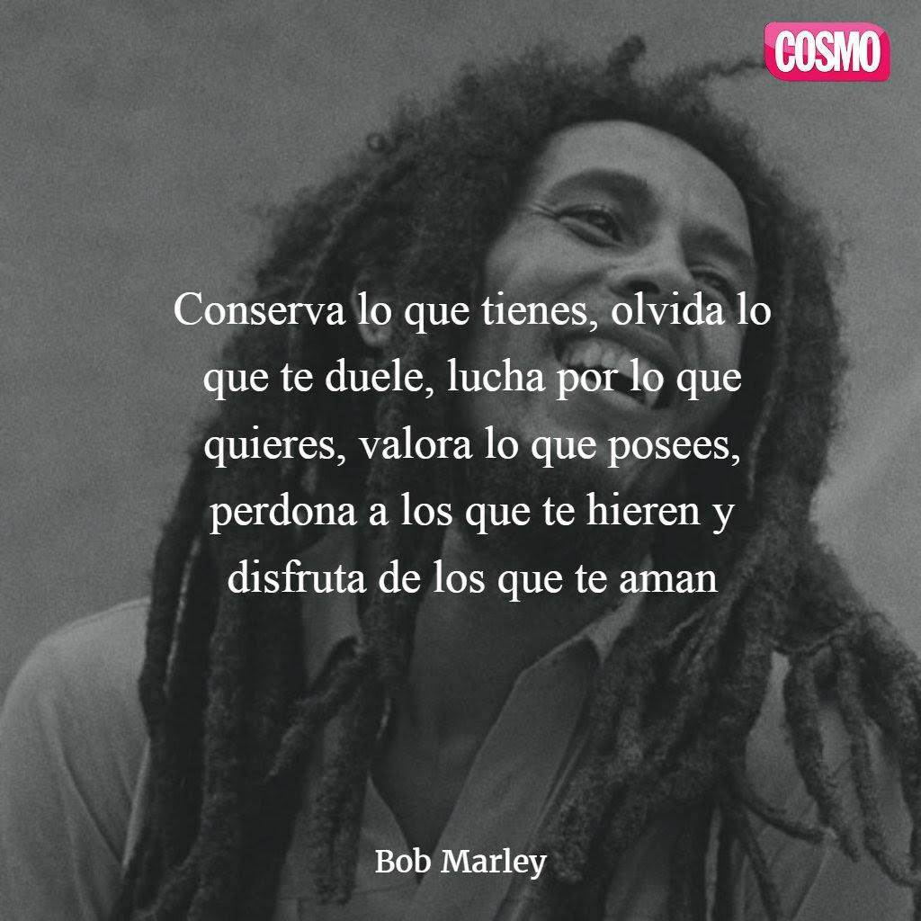 Hoy Se Cumplen 36 Años Sin El Gran Bob Marley Paz Y Amor