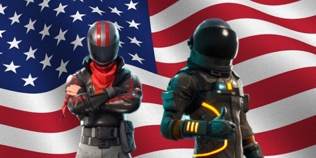 Fortnite: Memorial Day Item Shop Update Live, Includes New ...