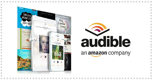 Audible: Free $10 Credit for Audiobooks + 2 Free Audiobooks