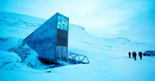 Svalbard Global Seed Vault Floods as Permafrost Melts | WIRED