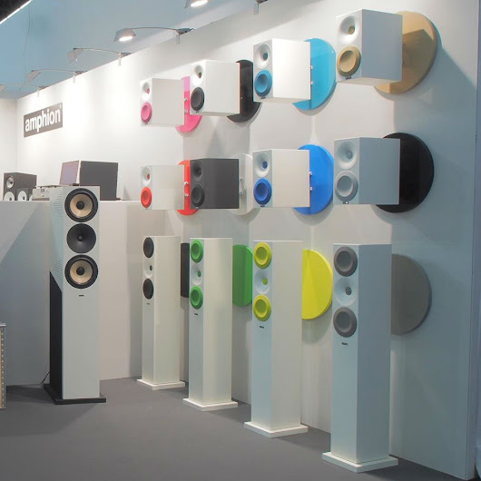 Amphion Newsletter | New products and compelling user stories