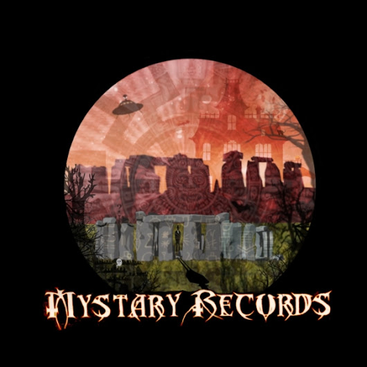 Mystary Records - Art, Prints, Posters, Home Decor, Greeting Cards, and Apparel