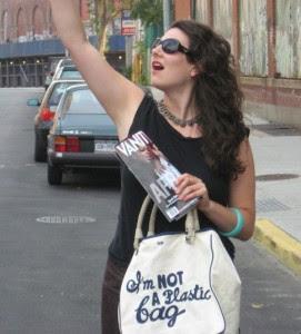 Não usar sacolas plásticas é Fashion