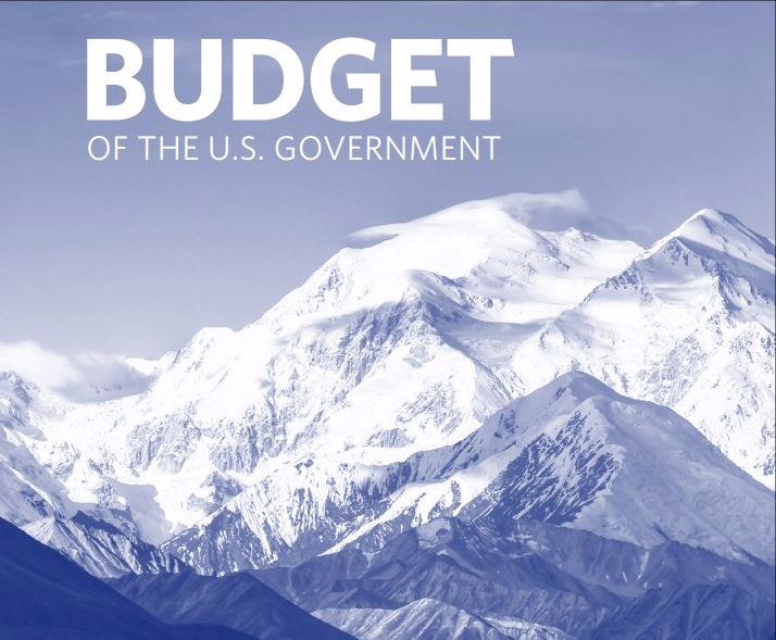 FY 2017 U.S. Government Budget Request