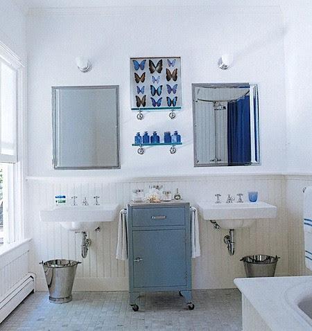 Erfly Bathroom Elle Decor So Chic Flickr Photo Sharing