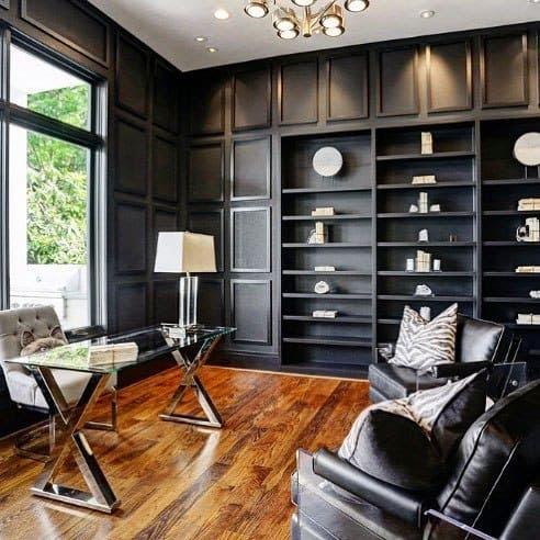 Contemporary Home Office Designs Hd Home Design