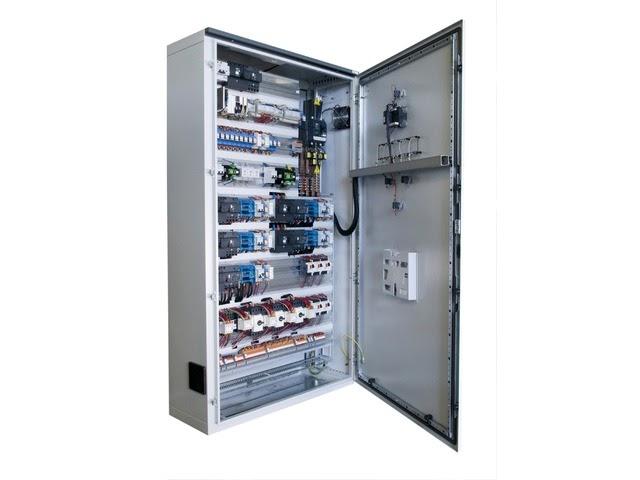 Image Armoire électrique - almoire