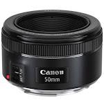 CANON EF 50/1.8 STM Standard Lens (49mm)
