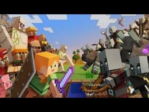 Minecraft ao vivo