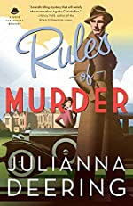Rules of Murder by Julianna Deering