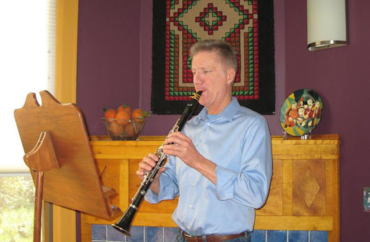 Columbus Musicians Performing World Premiere of New Clarinet Masterworks