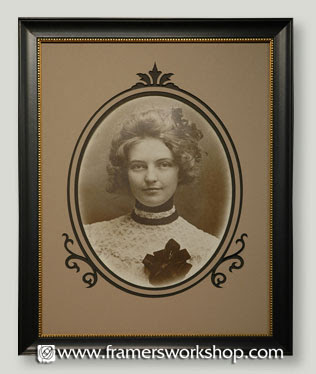 The Framers Workshop Berkeley Ca Antique Photo Framing Serving