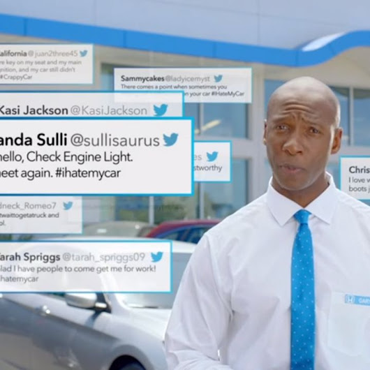 Honda Responds to Customer Tweets With Real-Time Vine Videos