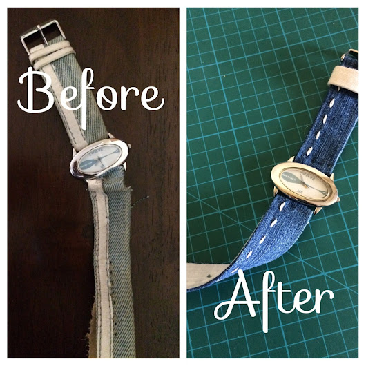 Refurbished Watch Strap