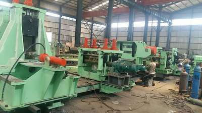 LH800-1220-12 mm Spiral Welded Pipe Mill