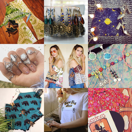 ENTER TO WIN A £450 ETHICAL BOHO SHOPPING SPREE!