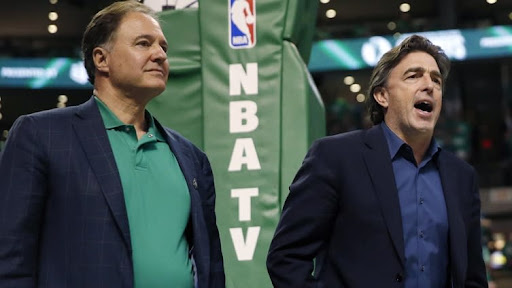 Avatar of Celtics Census: How well do Wyc Grousbeck, Steve Pagliuca know their squad?