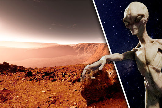Life on Mars? Huge breakthrough as NASA confirms oxygen found on red planet