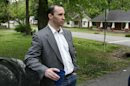 FILE - In this Tuesday April 23, 2013 file photo, Everett Dutschke stands in the street near his home in Tupelo, Miss., and waits for the FBI to arrive and search his home. Ricin has been found in a business once used by Dutschke who was charged in the case of letters laced with the deadly poison being sent to President Barack Obama, according to a court document made public Tuesday, April 30, 2013. The document also said the substance was found on items the suspect dumped in a public trash bin. (AP Photo/Northeast Mississippi Daily Journal, Thomas Wells, File) MANDATORY CREDIT: NORTHEAST MISSISSIPPI DAILY JOURNAL, THOMAS WELLS