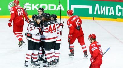 Орлов назвал провалом поражение от Канады в четвертфинале ЧМ по хоккею