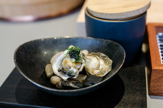 New Restaurant First Look: Ju-Ni in San Francisco