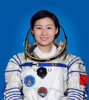 La chinoise Liu Yang, âgée de 34 ans est pilote de chasse