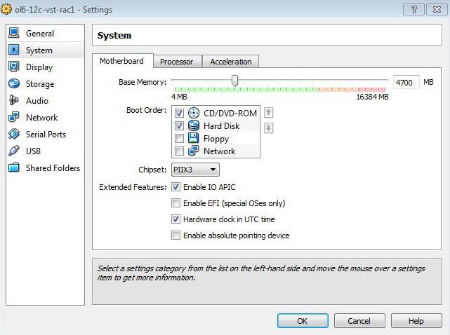 Oracle 12c RAC on VMware 1