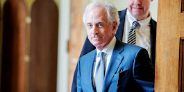 Bob Corker's Flip Flop on the Republican Tax Plan